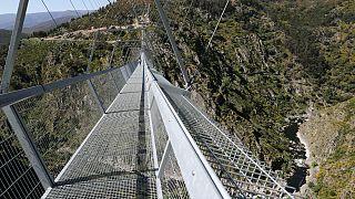 Πορτογαλία: Η μεγαλύτερη πεζογέφυρα του κόσμου