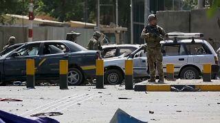 Начат вывод войск США и НАТО из Афганистана