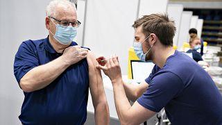 Denmark vaccination