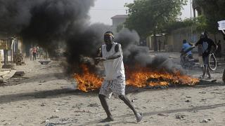 Tchad protests