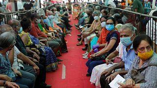 همهگیری کرونا در هند