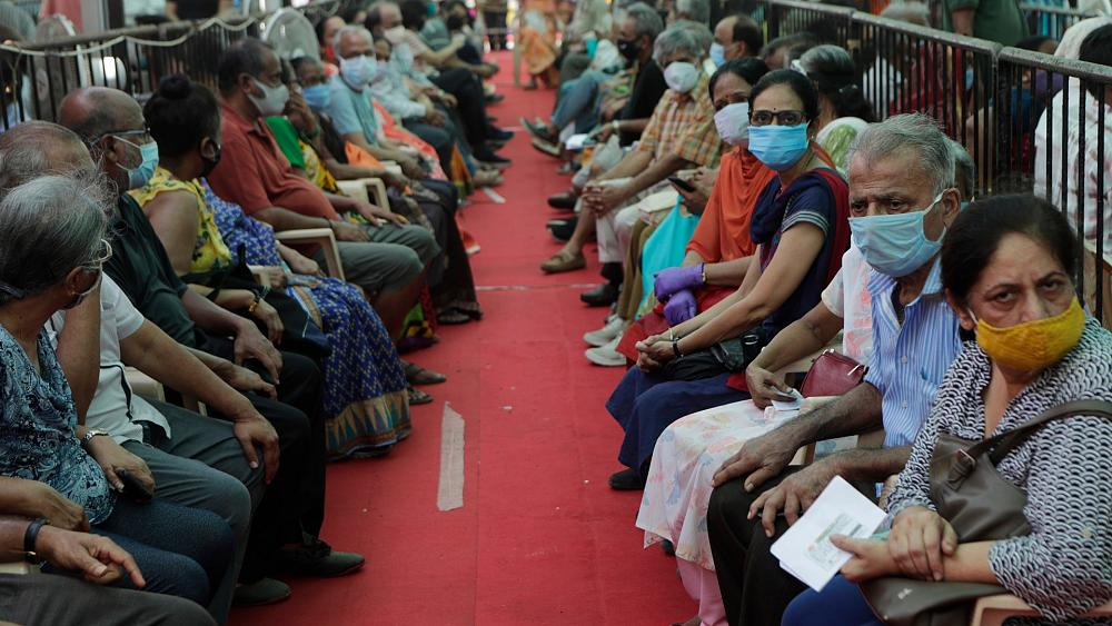 COVID-19:  India records new case high as Brazil sees deadliest month