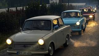 Germania, il ritorno di fiamma per le auto d'epoca