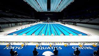 یکی از ورزشگاههای مسابقات المپیک توکیو