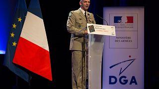 Франсуа Лекуантр, начальник Главного штаба ВС Франции