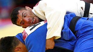 Szaid Mollaej 2018-ban még iráni színekben lett világbajnok, idén februárban viszont már Mongóliának szerzett érmet az izraeli Grand Slam-versenyen.