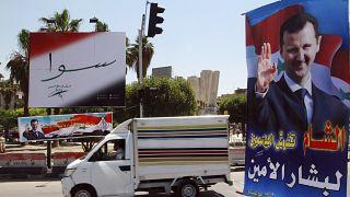 Улицы Дамаска, июнь 2014 года