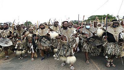Zulu Queen Mantfombi Dlamini dies weeks after becoming regent