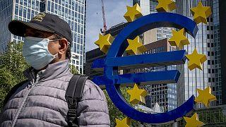 PIB en recul de 0,6% : l'économie de la zone euro est à la traîne des Etats-Unis et de la Chine