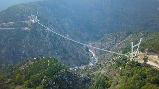 In Portogallo si passeggia sul ponte più lungo del mondo