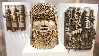 Benin-Bronzen im Museum für Kunst und Gewerbe in Hamburg