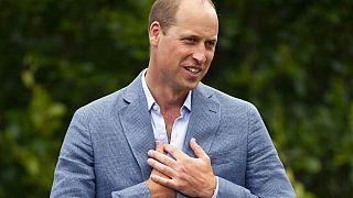 İngiliz kraliyet tahtının varisi Prens William.