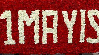 1 Mayıs kutlamaları