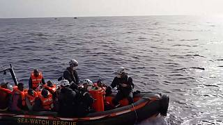 Group rescues dozens off coast of Libya