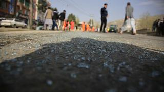 انفجار قنبلة في كابول - أفغانستان/ أرشيف.