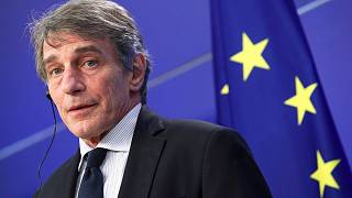 دیوید ساسولی رئیس پارلمان اروپا
