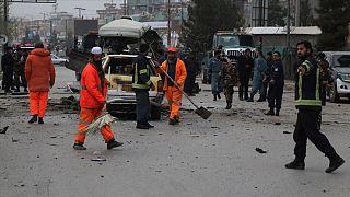 Saldırıda en az 30 sivil hayatını kaybetti.