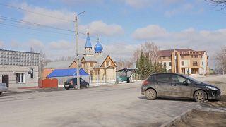 Egyedülálló ikontárlat Szibériában