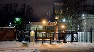 سفارت روسیه در استکهلم