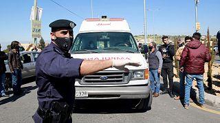 إصابات كوفيد-19 في الأردن