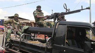 قوات من الجيش الكونغولي