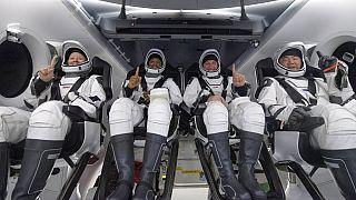 Az űrhajó legénysége