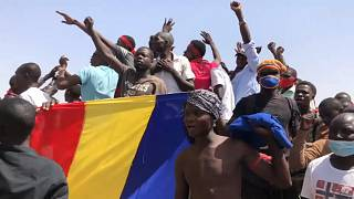 At least four injured by police at youth protests in southern Chad