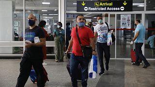 Nijerya'dan, Brezilya ve Türkiye'den gelen yolculara seyahat yasağı / Arşiv