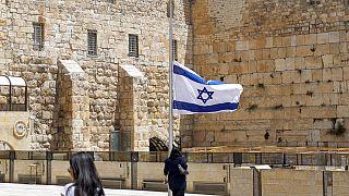 Μεσίστιες οι σημαίες στο Ισραήλ