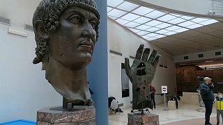 Der fehlende Finger des Konstantin