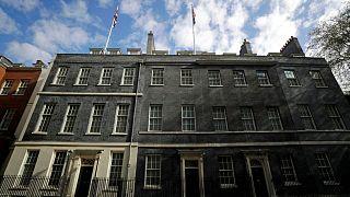 ساختمانهای شماره ۱۰ و ۱۱ «داونینگ استریت» در لندن