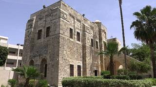 متحف قصر الباشا في غزة حيث أقام إمبراطور الفرنسيين نابليون بونابرت