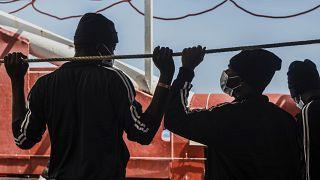 """""""Ocean Viking"""": Rettung für 236 Menschen"""