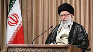 علی خامنهای، رهبر ایران