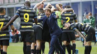 Az Inter az olasz bajnok