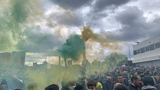 Αναβολή στο Γιουνάιτεντ - Λίβερπουλ λόγω εισβολής οπαδών