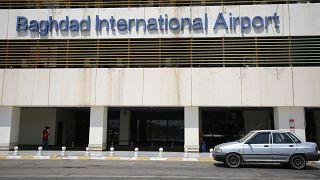 مطار بغداد الدولي  بعد إعادة افتتاحه في 23 تموز- يوليو 2020 / صورة توضيحية.