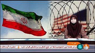 Images télévision iranienne IRINN, mai 2021