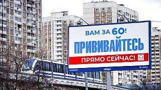 ¿Por qué hay pocos vacunados contra la COVID-19 en Rusia?