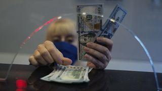 Uluslararası Finans Enstitüsü Başekonomisti, Türk Lirası'nın ABD Doları karşısında gerçek uygun değerinin 9,50 olduğunu duyurdu.