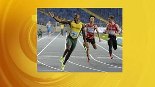 South Africa wins men's 4x100m at World Relays