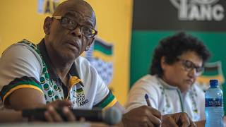 South African ANC party cracks whip on corrupt members