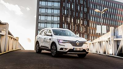 Future Renault cars will have their speed capped at 180 km/h.