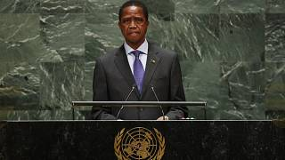 Zambian president to seek re-election in August vote