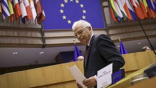 الاتحاد الأوروبي يستدعي السفير الروسي على خلفية العقوبات (متحدث)