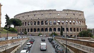 Chão novo e vida nova para o Coliseu de Roma