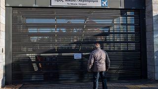 Athens Strike