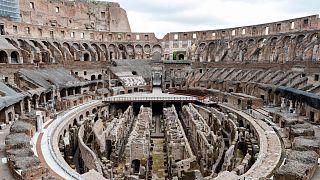 کولوسئوم روم باستان