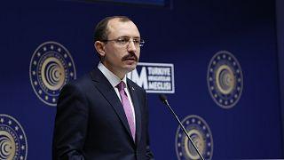 Ticaret Bakanı Mehmet Muş Nisan ayı Dış Ticaret rakamlarını açıklarken