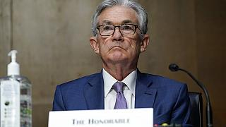 Chairman of the Federal Reserve Jerome Powell. The central bank is studying the potential costs and benefits of a digital dollar.